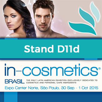 DERMSCAN EXPOSANT A IN COSMETICS BRESIL 2015 – STAND D11d